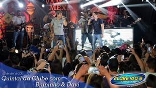 Foto Quintal da Clube com Gusttavo Lima 127