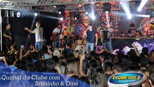 Foto Quintal da Clube com Gusttavo Lima 128