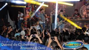 Foto Quintal da Clube com Bruninho & Davi 30
