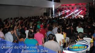 Foto Quintal da Clube com Gusttavo Lima 131