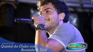 Foto Quintal da Clube com Bruninho & Davi 32