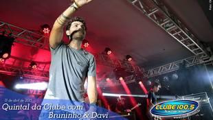 Foto Quintal da Clube com Bruninho & Davi 33