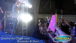 Foto Quintal da Clube com Bruninho & Davi 35