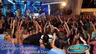 Foto Quintal da Clube com Gusttavo Lima 134