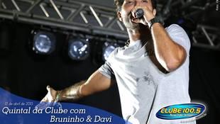 Foto Quintal da Clube com Bruninho & Davi 38