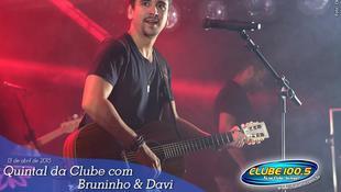 Foto Quintal da Clube com Gusttavo Lima 138