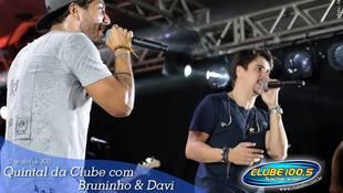 Foto Quintal da Clube com Bruninho & Davi 41