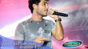 Foto Quintal da Clube com Bruninho & Davi 42