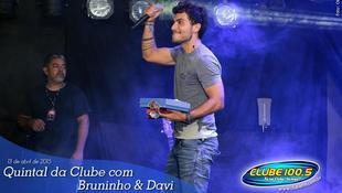 Foto Quintal da Clube com Gusttavo Lima 144