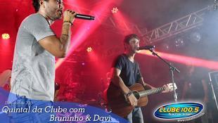 Foto Quintal da Clube com Bruninho & Davi 46