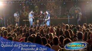 Foto Quintal da Clube com Bruninho & Davi 47