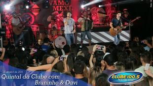 Foto Quintal da Clube com Bruninho & Davi 48
