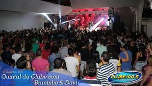Foto Quintal da Clube com Bruninho & Davi 49