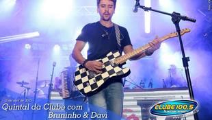 Foto Quintal da Clube com Bruninho & Davi 52