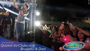 Foto Quintal da Clube com Gusttavo Lima 152