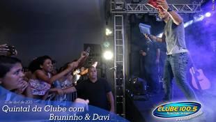 Foto Quintal da Clube com Bruninho & Davi 54
