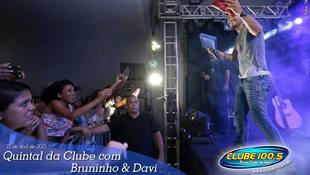 Foto Quintal da Clube com Gusttavo Lima 153