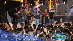 Foto Quintal da Clube com Bruninho & Davi 55