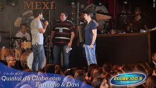 Foto Quintal da Clube com Bruninho & Davi 57