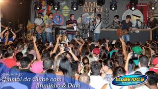 Foto Quintal da Clube com Gusttavo Lima 155