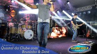 Foto Quintal da Clube com Gusttavo Lima 157