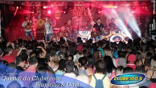 Foto Quintal da Clube com Gusttavo Lima 160