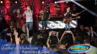 Foto Quintal da Clube com Bruninho & Davi 63