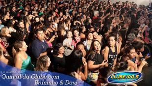 Foto Quintal da Clube com Gusttavo Lima 161