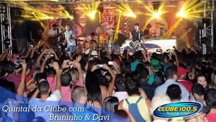 Foto Quintal da Clube com Bruninho & Davi 64
