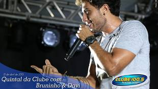 Foto Quintal da Clube com Bruninho & Davi 65