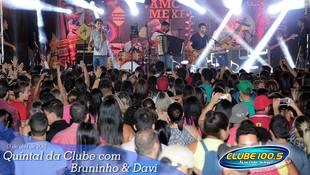 Foto Quintal da Clube com Bruninho & Davi 66