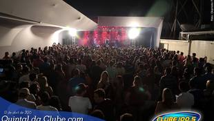 Foto Quintal da Clube com Gusttavo Lima 167