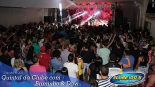 Foto Quintal da Clube com Bruninho & Davi 68