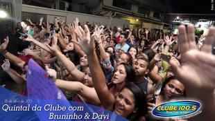 Foto Quintal da Clube com Gusttavo Lima 169