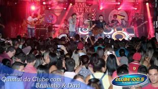 Foto Quintal da Clube com Gusttavo Lima 170