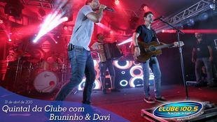 Foto Quintal da Clube com Bruninho & Davi 72