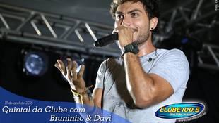 Foto Quintal da Clube com Bruninho & Davi 75