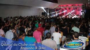Foto Quintal da Clube com Bruninho & Davi 76