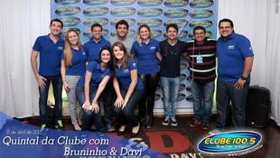 Foto Quintal da Clube com Bruninho & Davi 79