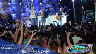 Foto Quintal da Clube com Gusttavo Lima 179