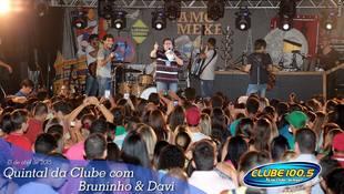 Foto Quintal da Clube com Bruninho & Davi 81