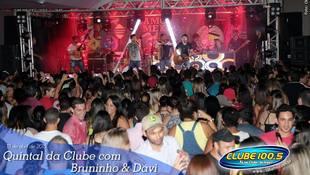 Foto Quintal da Clube com Bruninho & Davi 82