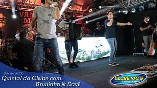 Foto Quintal da Clube com Bruninho & Davi 84