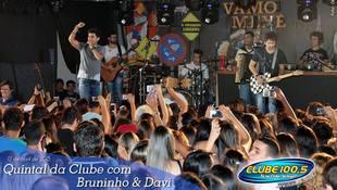 Foto Quintal da Clube com Bruninho & Davi 85