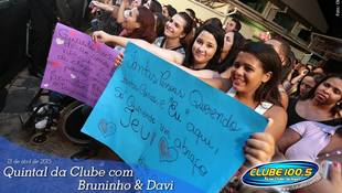 Foto Quintal da Clube com Bruninho & Davi 87