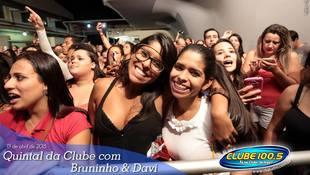 Foto Quintal da Clube com Gusttavo Lima 186
