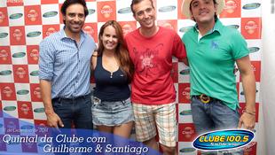 Foto Quintal da Clube com Guilherme & Santiago 6