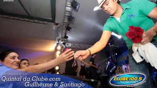 Foto Quintal da Clube com Guilherme & Santiago 7
