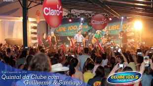 Foto Quintal da Clube com Guilherme & Santiago 8