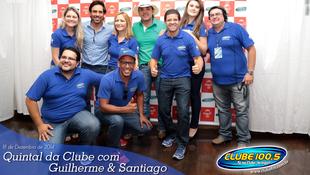 Foto Quintal da Clube com Guilherme & Santiago 10